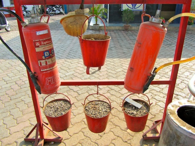 india gas statiion