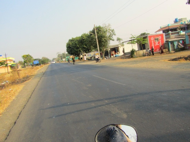 india motorcycle road