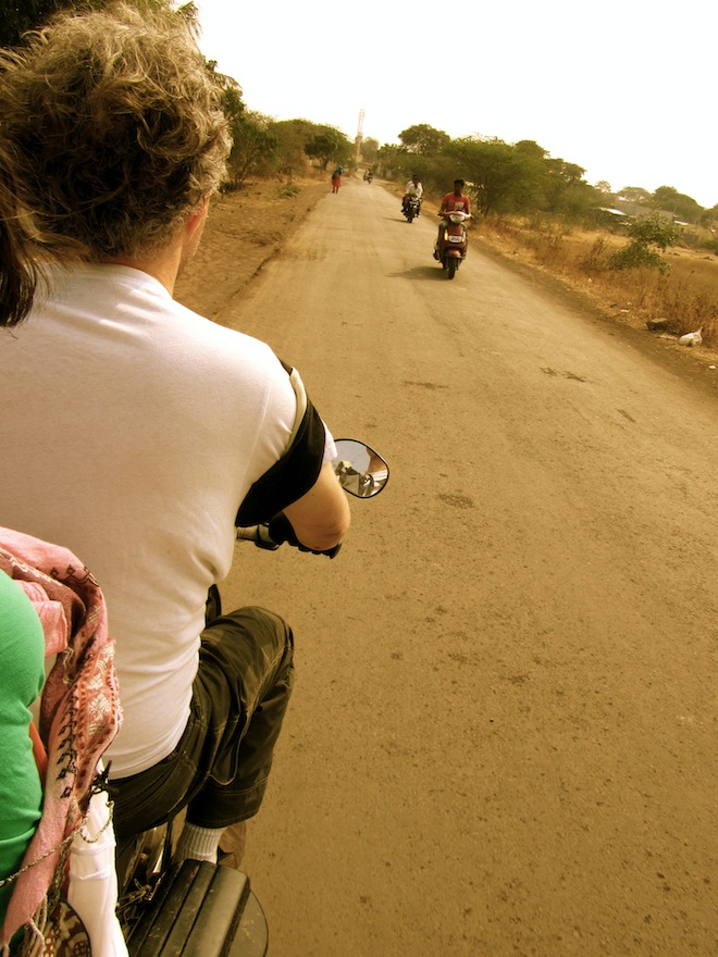 india motorcycle rural