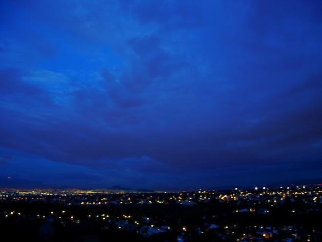 mexico city night