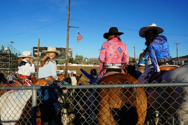 the dalles oregon rodeo10