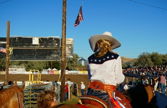 the dalles oregon rodeo12