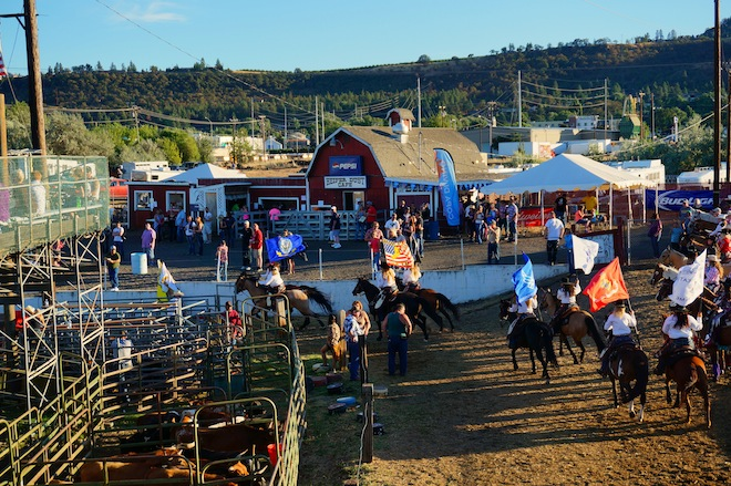 the dalles oregon rodeo15