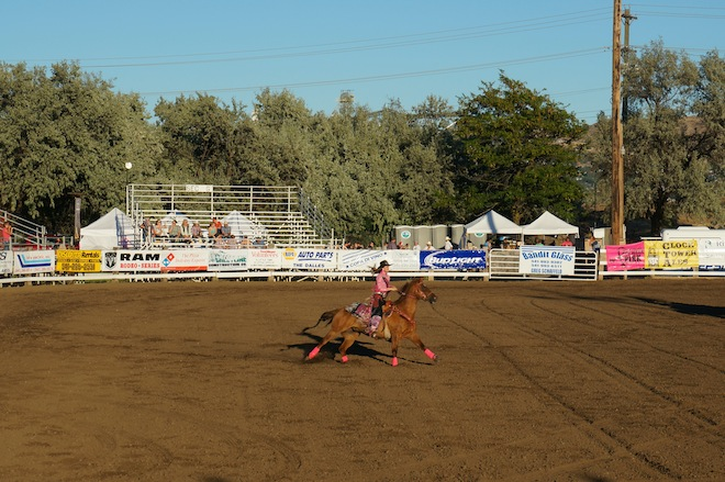 the dalles oregon rodeo17