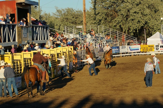 the dalles oregon rodeo20