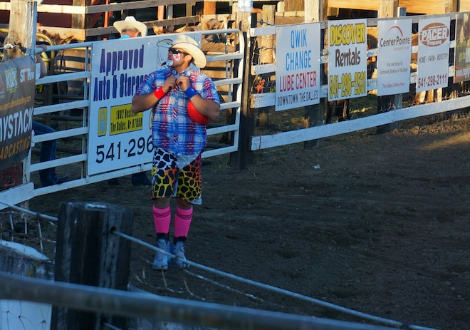 the dalles oregon rodeo24