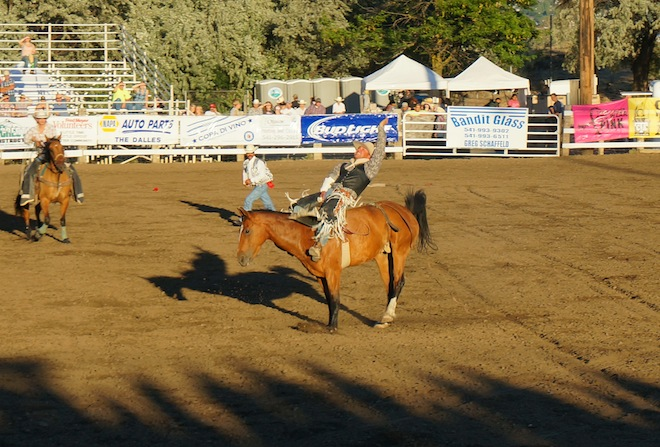 the dalles oregon rodeo25