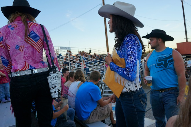 the dalles oregon rodeo31