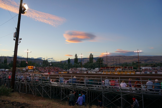 the dalles oregon rodeo34
