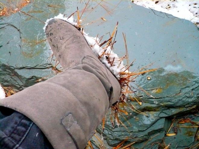 feet snow durham nc