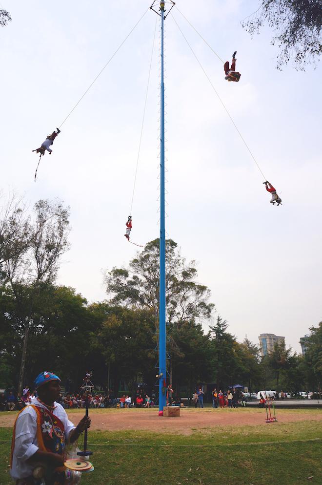 voladores mexico5
