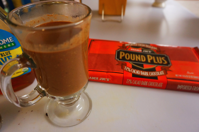 tahini hot chocolate5