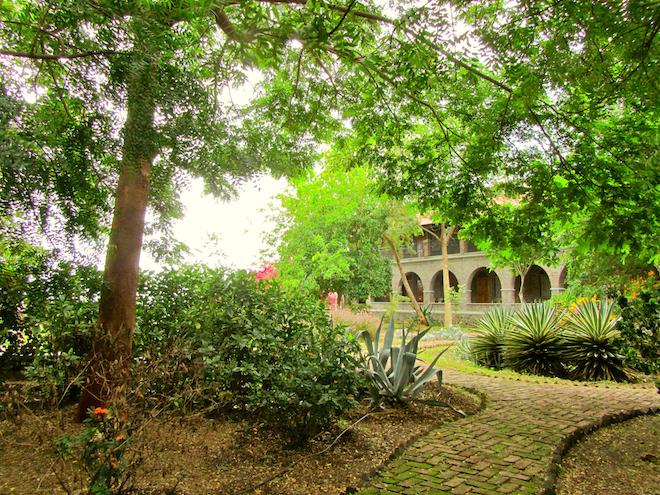 The Meher Pilgrim Retreat in India