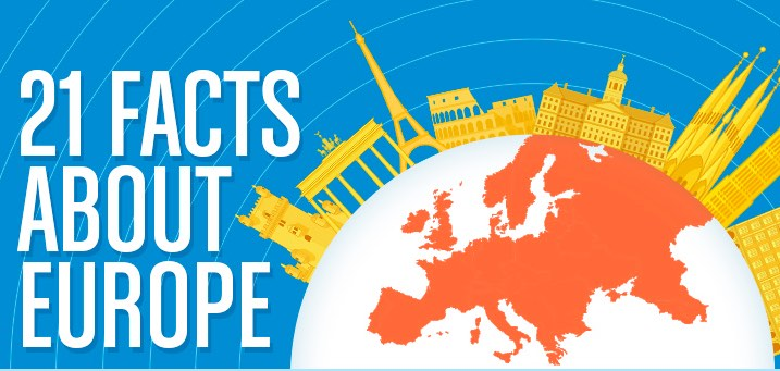 21 facts europe