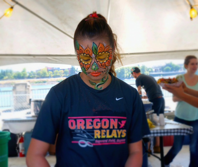 bite of oregon woman day of the dead