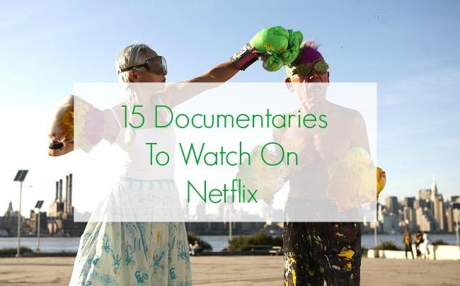 Food Documentaries On Netflix June