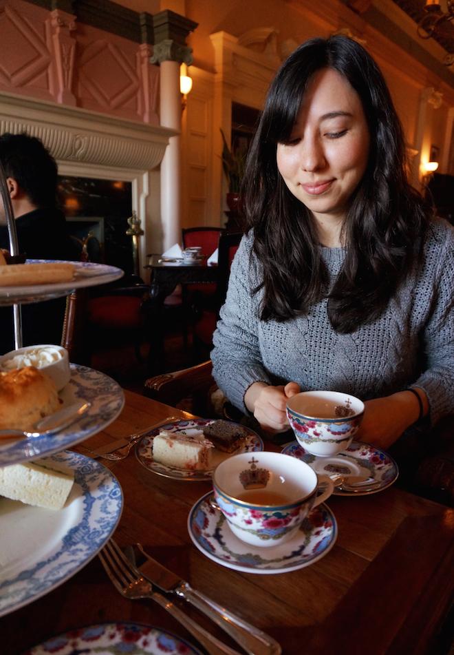 afternoon tea empress hotel victoria bc12