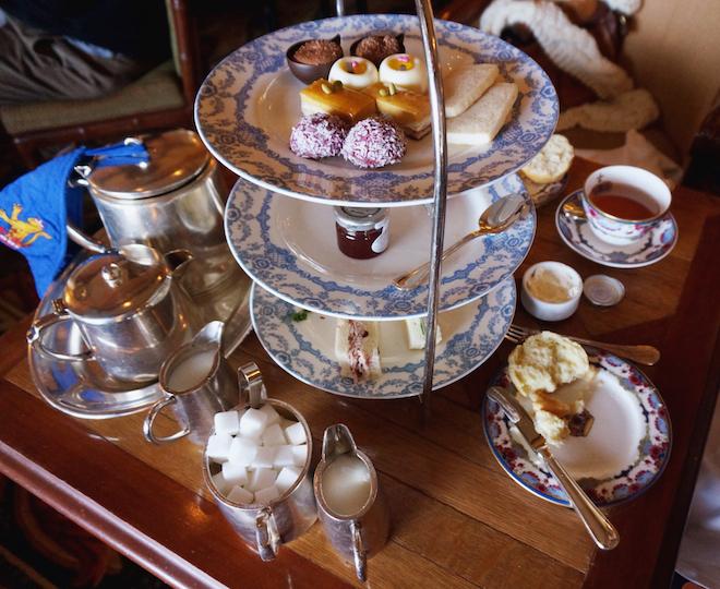 afternoon tea empress hotel victoria bc16