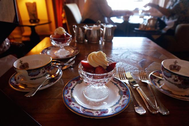 afternoon tea empress hotel victoria bc5