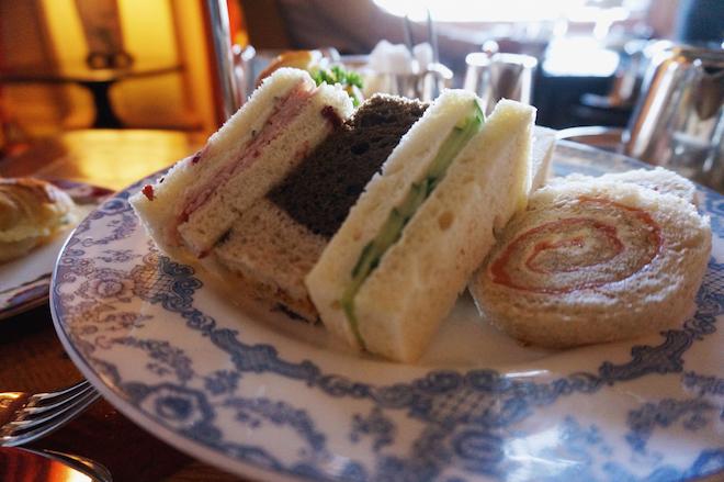 afternoon tea empress hotel victoria bc8