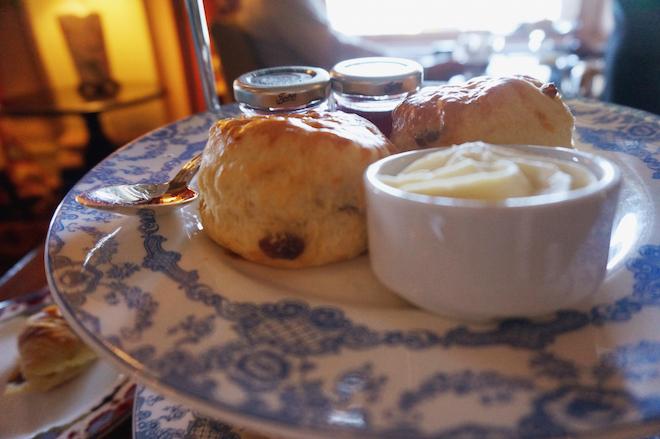 afternoon tea empress hotel victoria bc9