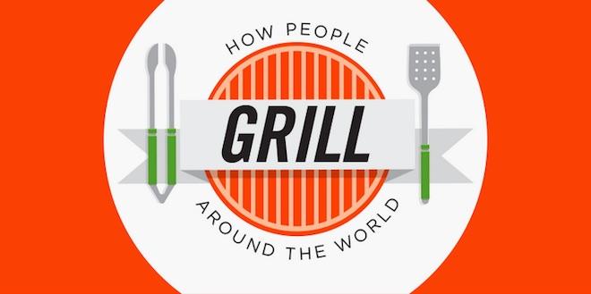 grill around the world