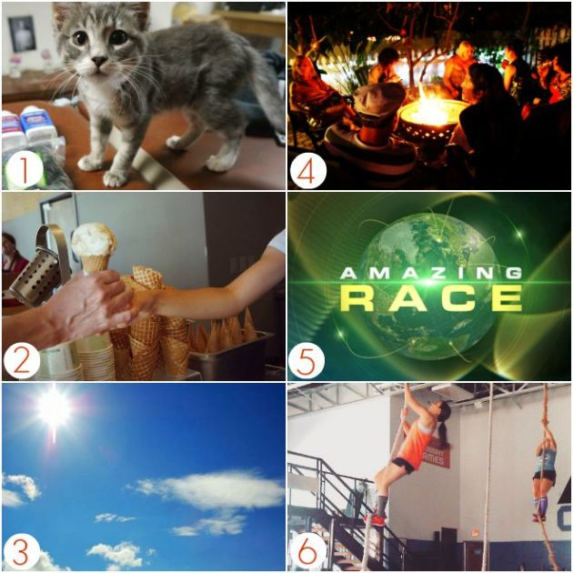 happy collage sept