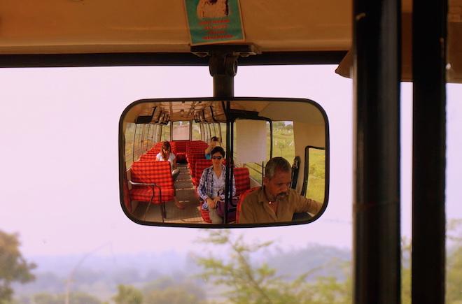 india2015 bus