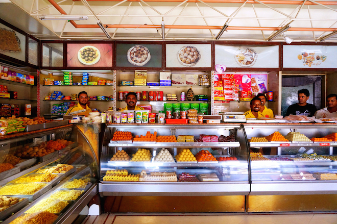 india2015 sweetshop