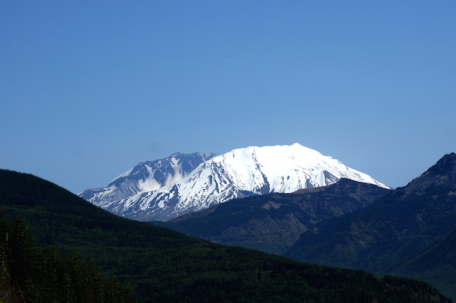 mtsthelens oregon