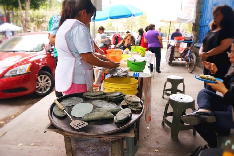 mexico city roma4 food1
