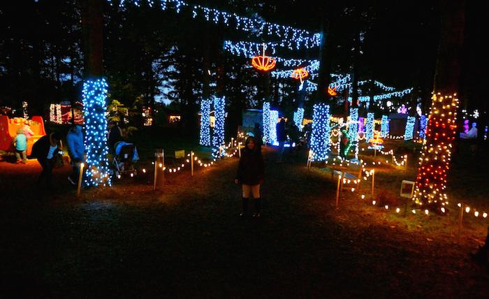 oregon garden christmas