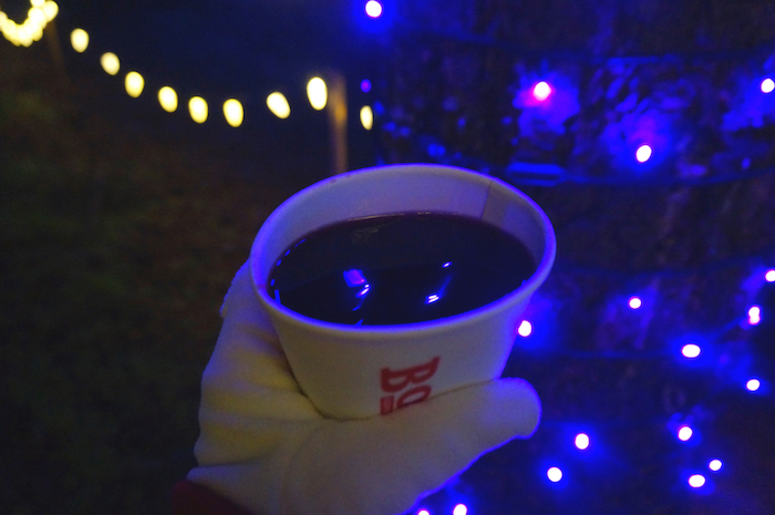 oregon garden christmas gluhwein