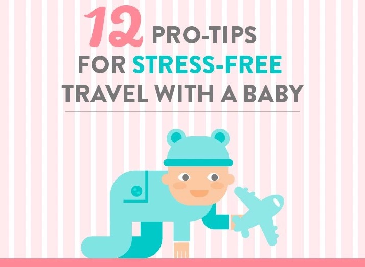 12 Tips For Stress-Free Travel With A Baby