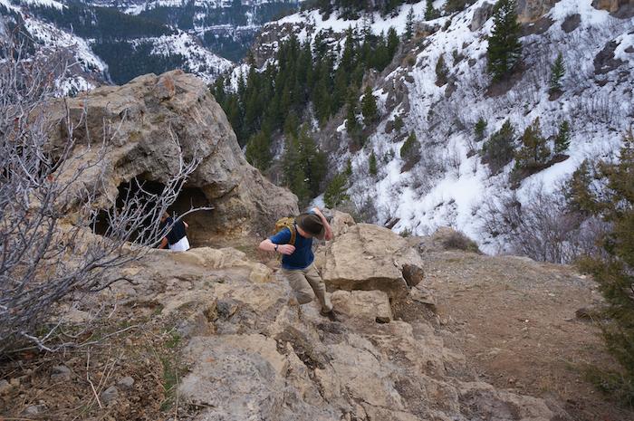 wind cave trail utah33
