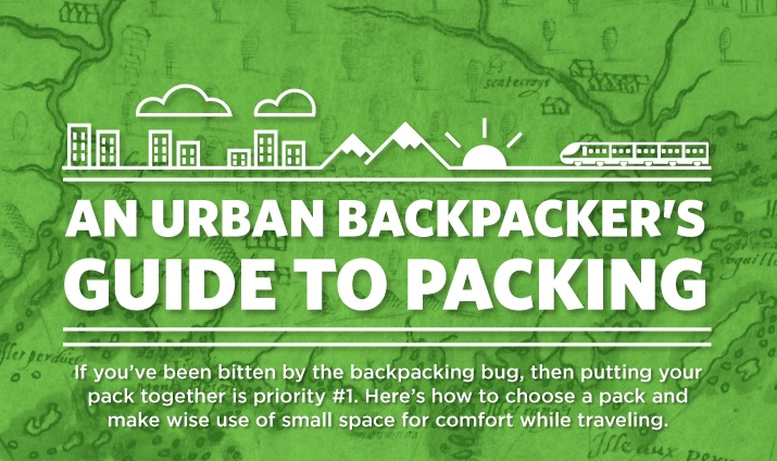 urban packpacker guide