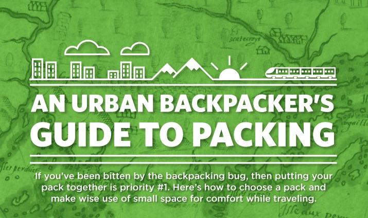 urban packpacker guide