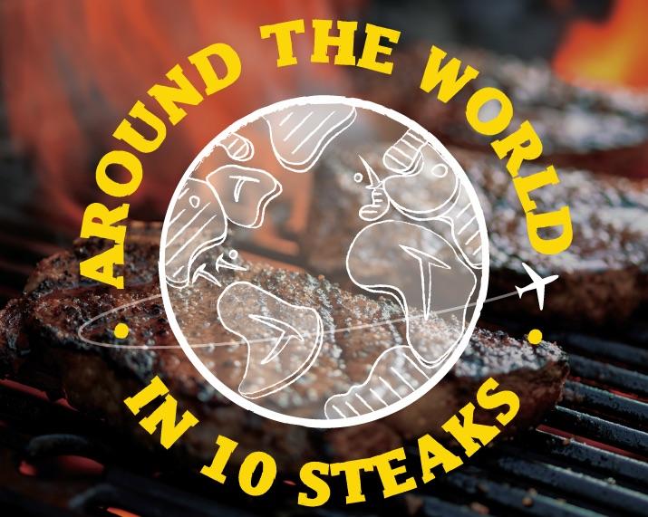 around the world steaks