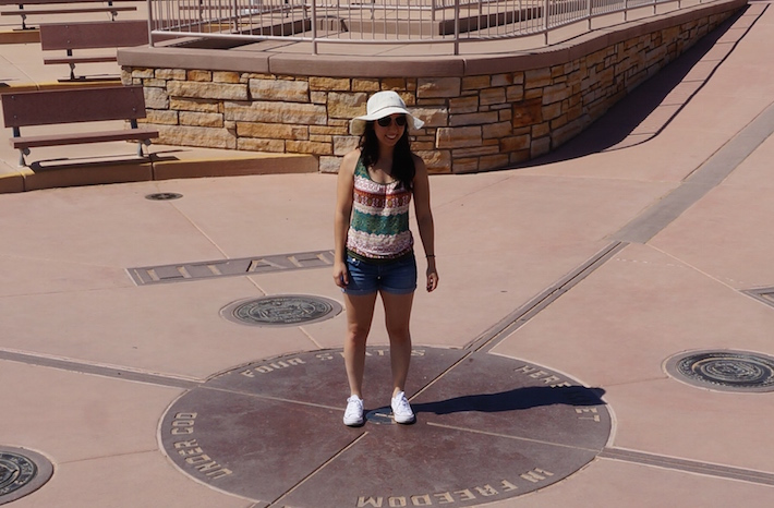 road trip utah four corners