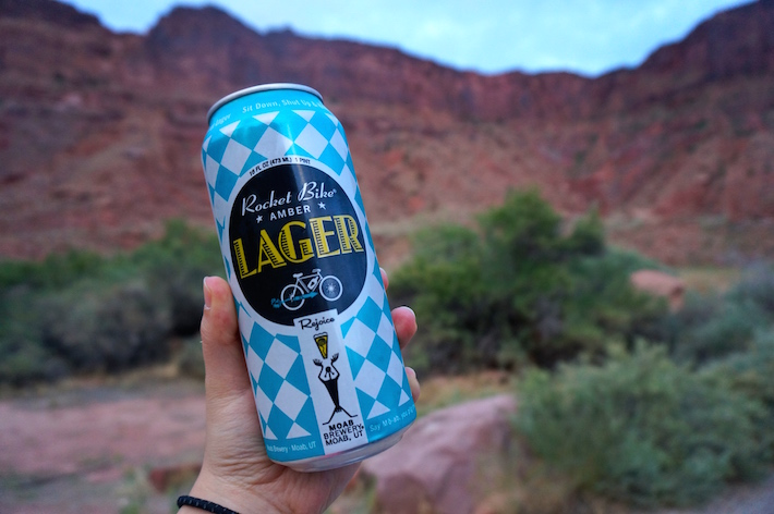 road trip utah moab beer